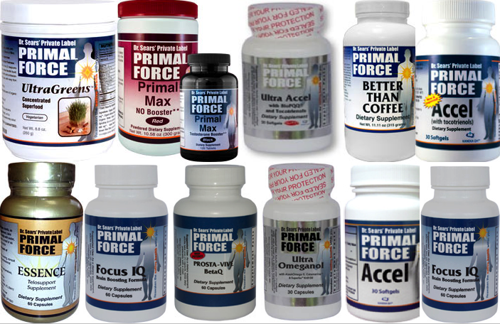 Supplements recommended by Naturels.com.au
